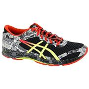 Asics Gel Noosa Tri Tri 11 (Black/Flash Yellow/Orange)