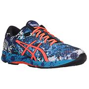 Asics Gel Noosa Tri Tri 11 (Island Blue/Flash Coral/Black)