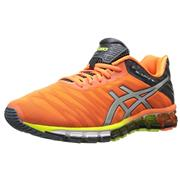 Asics Gel Quantum 180 Hot Orange/Silver/Dark Slate