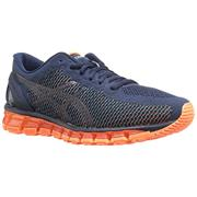 Asics Gel Quantum 360 360 2 (Island Blue/White/Hot Orange)