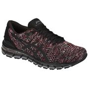 Asics Gel Quantum 360 360 Knit (Black/Classic Red/Stone Grey)
