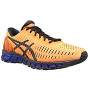 Asics Gel Quantum 360 360 (Hot Orange/Black/Blue)