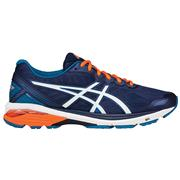 Asics GT 1000 GT-1000 5 (Indigo Blue/Snow/Hot Orange)