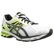 Asics GT 1000 GT-1000 3 (White/Black/Flash Yellow)