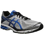 Asics GT 1000 GT-1000 4 (Silver/Electric Blue/Black)