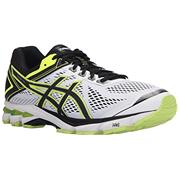 Asics GT 1000 GT-1000 4 (White/Onyx/Flash Yellow)
