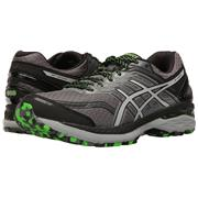 Asics GT 2000 GT 2000 5 TR - Carbon/Mid Grey/Green Gecko
