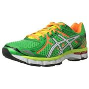 Asics GT 2000 GT 2000 2 - Classic Green/White/Orange Clown Fish