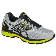 Asics GT 2000 GT 2000 4 - Mid Grey/Black/Safety Yellow