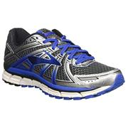 Brooks Adrenaline GTS GTS 17 (Anthracite/Electric Blue/Silver)