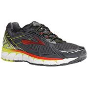 Brooks Adrenaline GTS GTS 15 (Anthracite/Lime Punch/Orange.com)