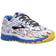 Brooks Adrenaline GTS GTS 16 (Electric Blue/High Risk Red/Black/Cyber Yellow)