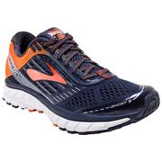 Brooks Ghost Ghost 9 (Peacoat/Red Orange/Black)