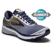 Brooks Ghost Ghost 10 (White/Navy/Gold )