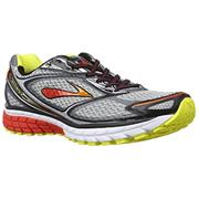 Brooks Ghost Ghost 7 (Silver/Black/Mars Red)