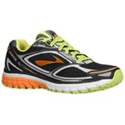 Brooks Ghost Ghost 7 (Black/Orange Peel/Silver)