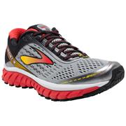 Brooks Ghost Ghost 9 (Alloy/High Risk Red/Black)