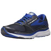 Brooks Launch 3 Anthracite/Electric Brooks Blue