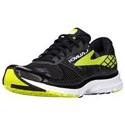 Brooks Launch 3 Black/Primer Grey/Lime Punch