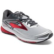 Brooks Ravenna Ravenna 8 (Silver/Anthracite/High Risk Red)