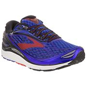 Brooks Transcend (4) Black/Anthracite/Toreador