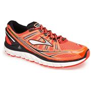Brooks Transcend (1) Fiery Coral/Silver/Black