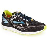 Brooks Transcend (1) Black/Bachelor Button/Lime Punch