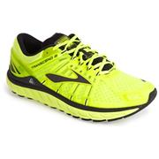 Brooks Transcend (2) Lime Punch/Black
