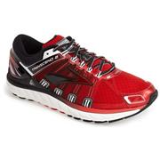 Brooks Transcend (2) High Risk Red/Black/White