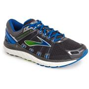Brooks Transcend (2) Anthracite/Skydiver/Speed Green