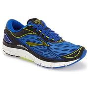 Brooks Transcend (3) Electric Blue/Lime Punch/Black