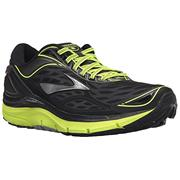 Brooks Transcend (3) Metallic Charcoal/Black/Nightlife