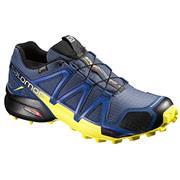 Salomon Speedcross Speedcross 4 GTX (Slateblue/Blue Depth/Corona Yellow)