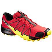 Salomon Speedcross Speedcross 4 (Radiant Red/Black/Corona Yellow)