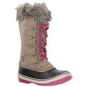 Sorel Joan of Arctic Pebble/Deep Blush