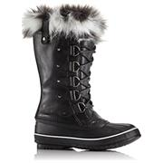 Sorel Joan of Arctic Black/Sea Salt