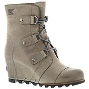 Sorel Joan of Arctic Wedge Mid Dark Fog