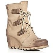 Sorel Joan of Arctic Wedge Mid Oxford Tan