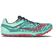 Womens Saucony Havok XC Spike
