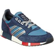 Adidas Boston Super Stonewash Blue/Silver Metallic/Dark Slate