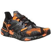 Adidas Ultraboost 20 Core Black/Core Black/Signal Orange