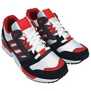 Adidas ZX8000 White/Black/Red