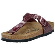 Birkenstock Gizeh Lacquered Port