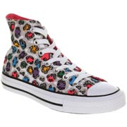 Converse All Star Rainbow Hi