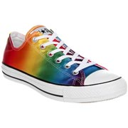 Converse All Star Rainbow Ox