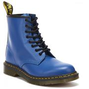 Dr Martens 1460 Boots Blue Smooth