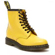 Dr Martens 1460 Boots Yellow Smooth