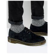 Dr Martens 1461 Shoes Black Suede