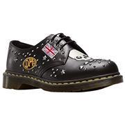Dr Martens 1461 Shoes Rockabilly - Black