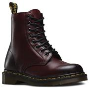 Dr Martens Pascal Cherry Red Temperley